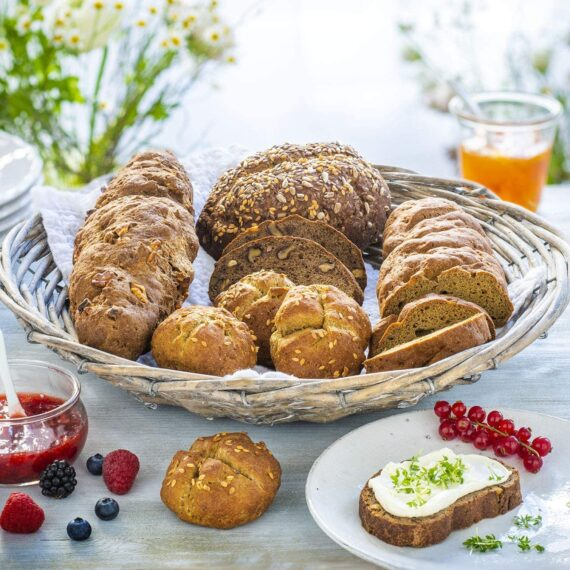 Lizza Low Carb Walnut Bread   Organic. Gluten Free. Vegan. High in Protein and Fibre   Suitable for Keto, Low Carb, Diabetic and Vegan Diet   1 x 1kg Baking Mixture