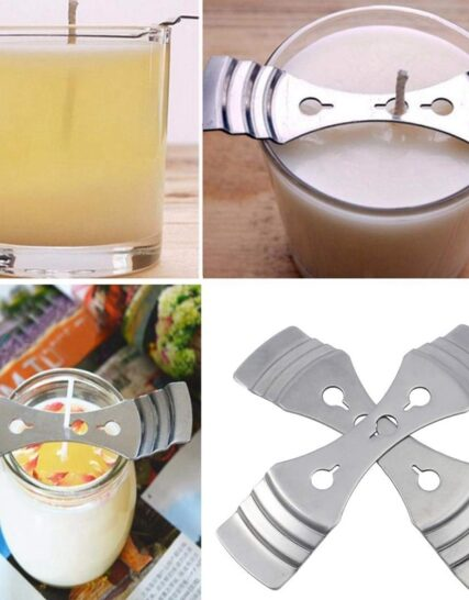 DIY Candle Crafting Tool Kit,DIY Candles Craft Tools Candle Wick Candle Making Tool Suitable for Beginner Candle Making