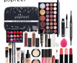 8-27Pcs Cosmetic Kit Makeup Set For Beginners Makeup Practice All In One Eyeshadow Lipstick Brushes Concealer Make Up Set TSLM2