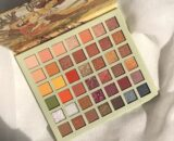42 Colors Oil Painting Eyeshadow Palette Glitter Shimmer Eye Shadow Powder Matte Glitter Eyeshadow Palette Cosmetic Makeup