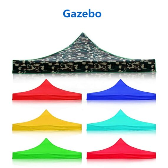 Waterproof Tents top roof den Canopy Outdoor Marquee Awning Tent Shade Party Ogrodowy white big large shed fold blue red Gazebos