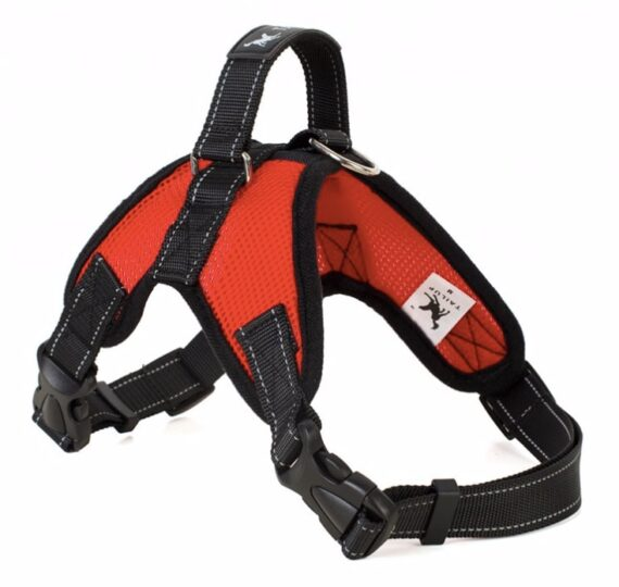 Tailup Dog Soft Adjustable Harness Pet Large Dog Walk Out Harness Vest for Medium Dog Chest Strap Dog Harness Pets Accessories