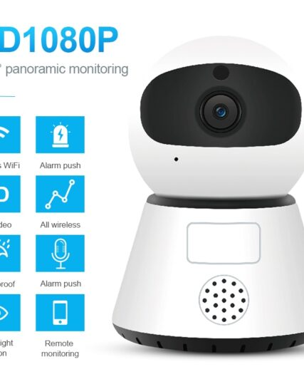 720/1080P PTZ Wireless Mini IP Camera Wifi Movetion Detection Infrared Home Security Surveillance Wifi Camera Cloud Service